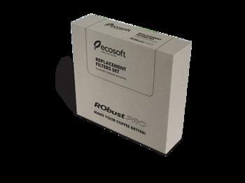Комплект картриджей 1-2-3-4 Ecosoft для фильтра Robustpro