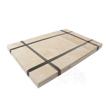 купить Травертин Классический крест-нарезный французский узор Set Periat и Daltuit 1.2 см в Кишинёве
