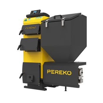 Твердотопливный котёл Pereko Duo 36 kW