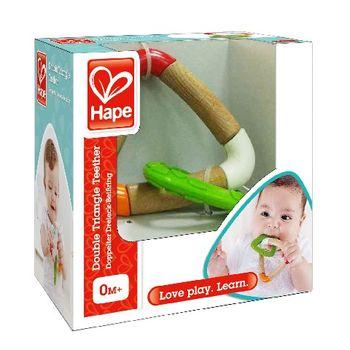купить Hape Деревянная игрушка Двойной треугольник в Кишинёве