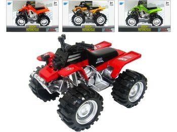 Мотоцикл модель 1:36