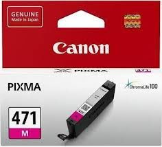 Cartridge Canon CLI-471M, magenta 7ml for MG5740,6840,7740