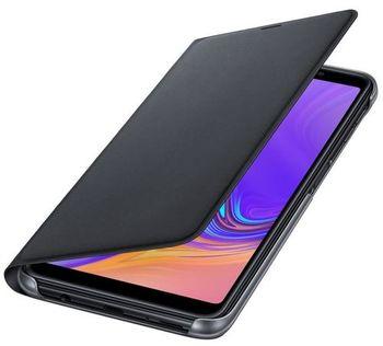 купить Чехол для моб.устройства Samsung EF-WA750 Wallet Cover, Black в Кишинёве