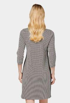 Платье Tom Tailor Черно-белый