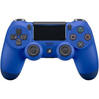 купить Gamepad Sony DualShock 4 v2 Blue for PlayStation 4 в Кишинёве
