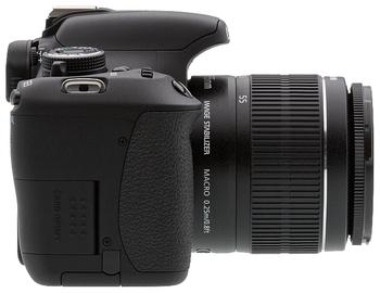 CANON EOS 600D&EF-S18-55 IS II, черный