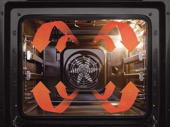 купить Встраиваемый духовой шкаф электрический Hansa BOES68161 в Кишинёве