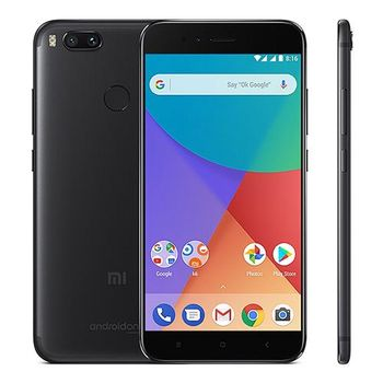 "купить 5.5"" Xiaomi Mi A1 32GB Black 4GB RAM,Qualcomm Snapdragon 625 Octa-core 2.0GHz,Adreno 506,DualSIM, 5.5"" 1080x1920 IPS 403 ppi, microSD, Dual 12MP, front 5MP, LED flash, 3080mAh, FM-radio, WiFi-AC, BT4.2, LTE, Android One, Infrared port, Fingerprint в Кишинёве"