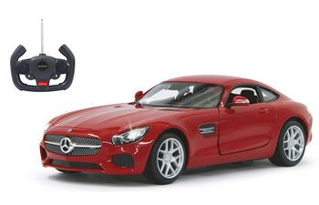 Rastar Mercedes-AMG GT 1:14  (battery, charger), Red