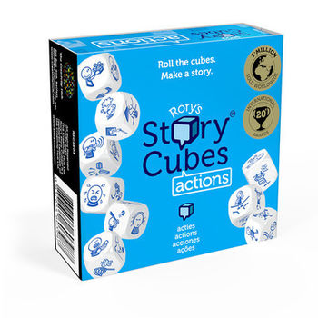 Rory's Story Cubes RCS02TCH Actions