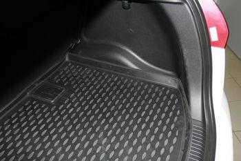Коврик в багажник KIA Venga, 2010-> хб