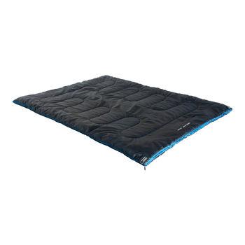 купить Спальный мешок двойной High Peak Ceduna Duo, 8/3/-11 °C, anthracite-blue, 20065 в Кишинёве