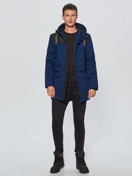Куртка CROPP Темно синий th719-59x