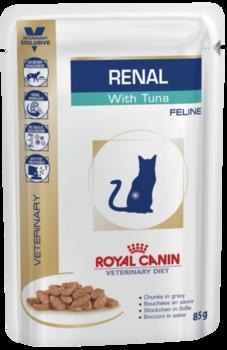 купить Royal Canin RENAL C ТУНЦОМ 85 gr в Кишинёве