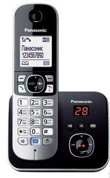 cumpără Panasonic KX-TG6821UAB Black în Chișinău