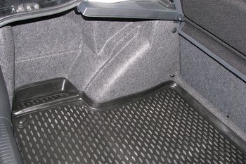 SKODA Octavia Tour 1996->, хб. Коврик в багажник