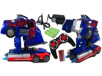 """Трансформер """"Optimus"""" Р/У 33X30X33cm"""