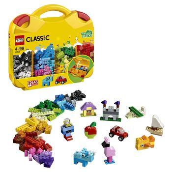 "LEGO Classic ""Чемоданчик для творчества"", арт 10713"