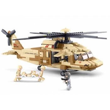 купить КОНСТРУКТОР UH-60L BLACK HAWK HELICOPTER в Кишинёве