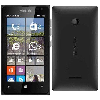 Microsoft Lumia 435 Dual Black