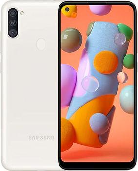купить Samsung Galaxy A11 2020 3/32Gb Duos (SM-A115), White в Кишинёве