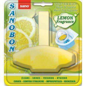 купить Sano Мыло для туалета Sanobon Lemon(55 гр.) 990344 в Кишинёве