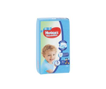 cumpără Scutece Huggies Ultra Comfort Small pentru băieţel 5 (12-22 kg), 15 buc. în Chișinău
