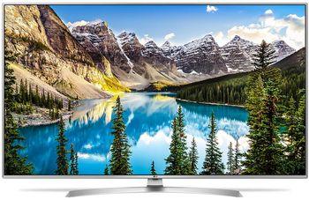 купить TV LED LG 43UJ655V, Silver в Кишинёве