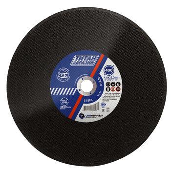 купить Диск зачистной по металлу ТитанАбразив 400x4.0x32mm в Кишинёве