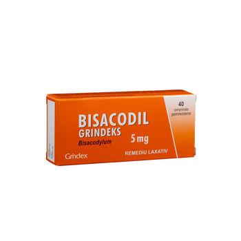 cumpără Bisacodyl 5mg comp. gastr. N10x4 în Chișinău
