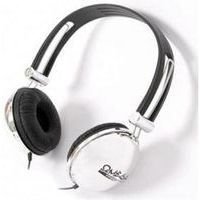 Freestyle FH0012BS Headset with micriphone, blacj&silver