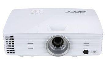 ACER H6502BD (MR.JN111.001)DLP 3D,1080p, 1920x1080, 20000:1,3400Lm, 5000hrs (Eco), 2*HDMI (MHL), VGA, 10W Mono Speaker, White, 2,4 Kg