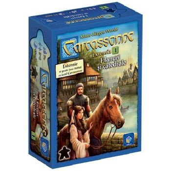 купить Настольная игра Carcassonne II Расширение 1 в Кишинёве