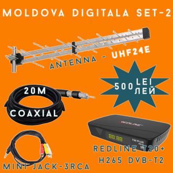 купить MOLDOVA DIGITALA SET-2 в Кишинёве