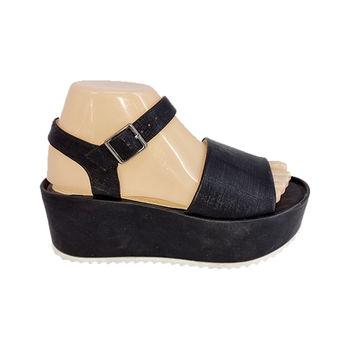 Sandale Dame (36-40) negru /8