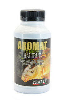 Аттрактант Traper Aromat 250мл Halibut