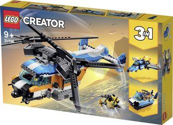 "LEGO Creator ""Двухроторный вертолёт"", арт. 31096"