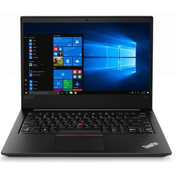 "Lenovo ThinkPad E480 Black, 14.0"" FullHD IPS AG +W10Pro (Intel® Core™ i5-8250U up to 3.4GHz, 8GB DDR4, 256GB SSD+1TB HDD, Intel® UHD 620 Graphics, CardReader, HDMI, USB-C, WiFi-AC/BT, 3cell, HD720p Webcam, TPM, FP, Win 10 Pro, 1.75kg)"