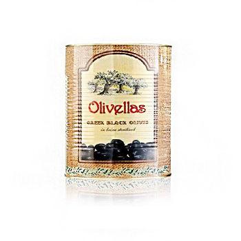 купить S.S MAMMOUTH калибр 70/90 Гигантские чёрные маслины  450гр в Кишинёве