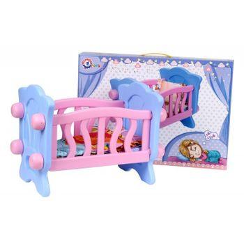 купить Технок-Интелком Кроватка для куклы в Кишинёве
