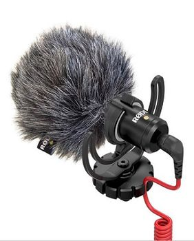 (122491) Osmo Part 45 - RODE VideoMicro & OSMO 360 Quick Release Mic Mount