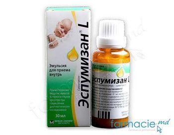cumpără Espumisan® L emuls. orala 40 mg/ml 30 ml N1 în Chișinău