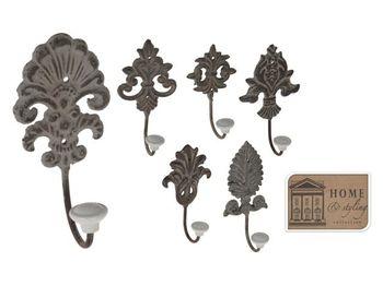 купить Крючок чугунный с керамическим наконечником в Кишинёве