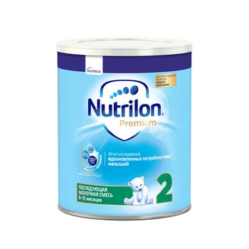 Смесь молочная Nutrilon 2 с 6 месяцев, 400г