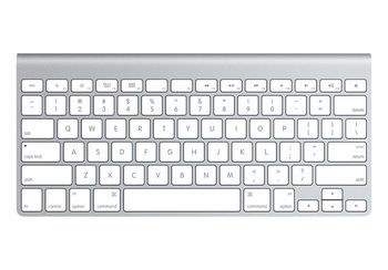 Apple Magic Keyboard 1 Silver (A)
