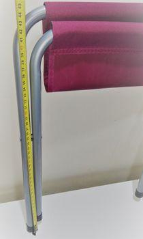 Стол для пикника, раскладной чемодан + 4 табуретки