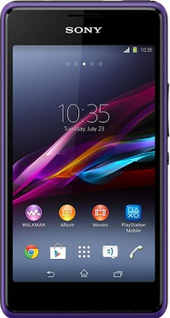 Sony Xperia E1 Dual D2105 (Purple)