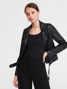 Куртка RESERVED Чёрный vz625-99x