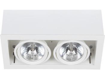 купить Светильник BOX бел - бел 2л 6456 в Кишинёве
