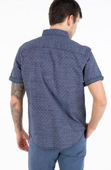 Рубашка TOM TAILOR Темно синий 1012827 tom tailor